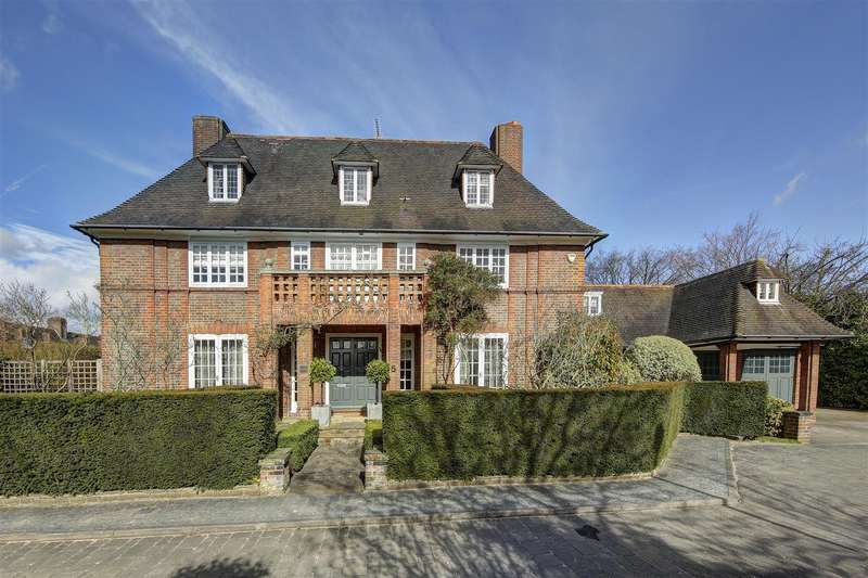 6 Bedrooms House for sale in Linnell Drive, Hampstead Garden Suburb NW11