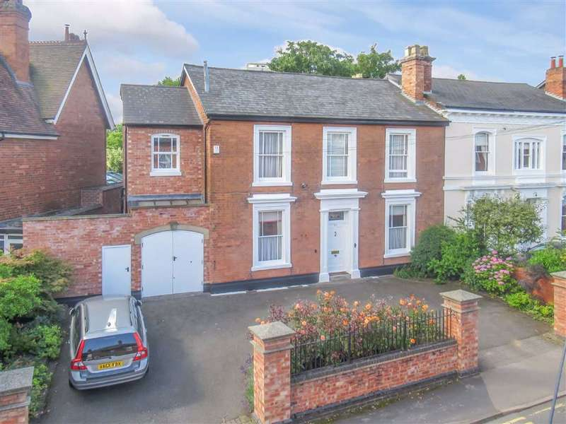 4 Bedrooms Semi Detached House for sale in Greenfield Road, Harborne
