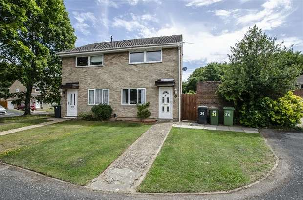 4 Bedrooms Semi Detached House for sale in Selwyn Gardens, Boyatt Wood, EASTLEIGH, Hampshire