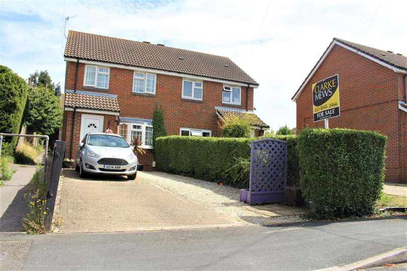 2 Bedrooms Semi Detached House for sale in New Road, Netley Abbey, Southampton, SO31
