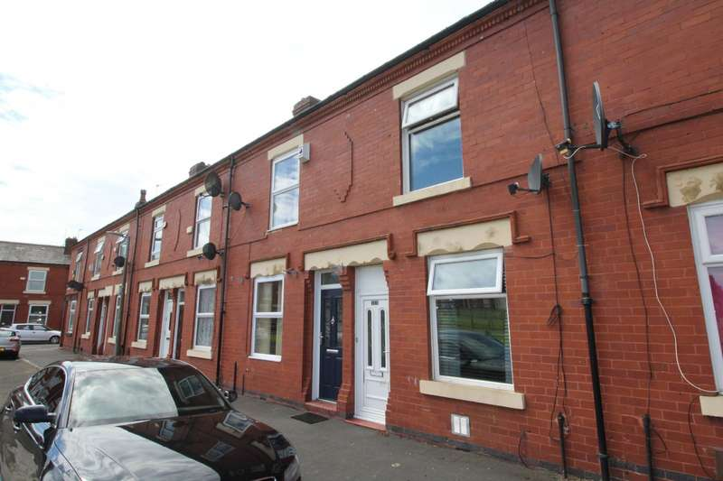 2 Bedrooms House for sale in Norway Street, Salford, Greater Manchester, M6