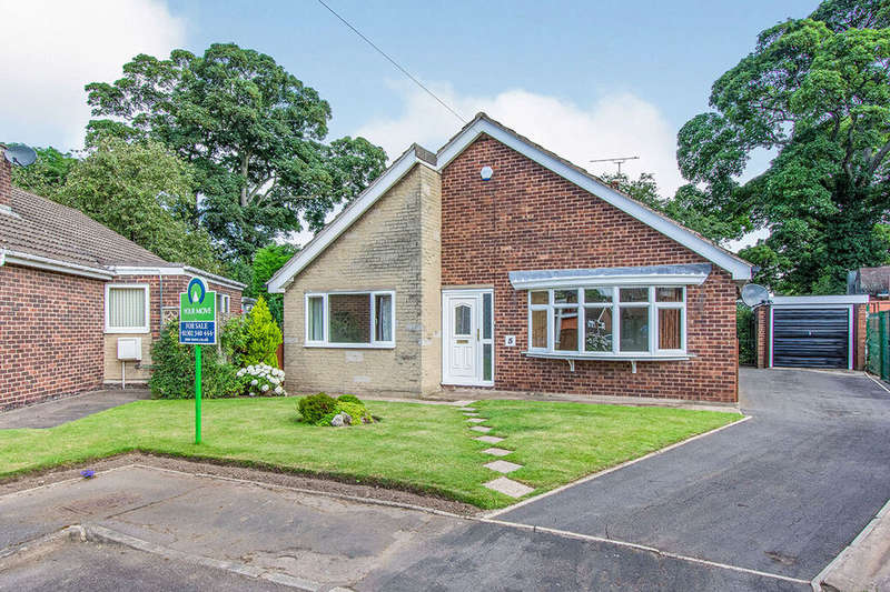 3 Bedrooms Detached Bungalow for sale in Ivy Close, Hatfield, DN7