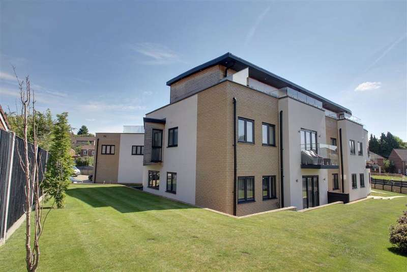 2 Bedrooms Apartment Flat for sale in Leinster Court, Boxmoor, Hertfordshire