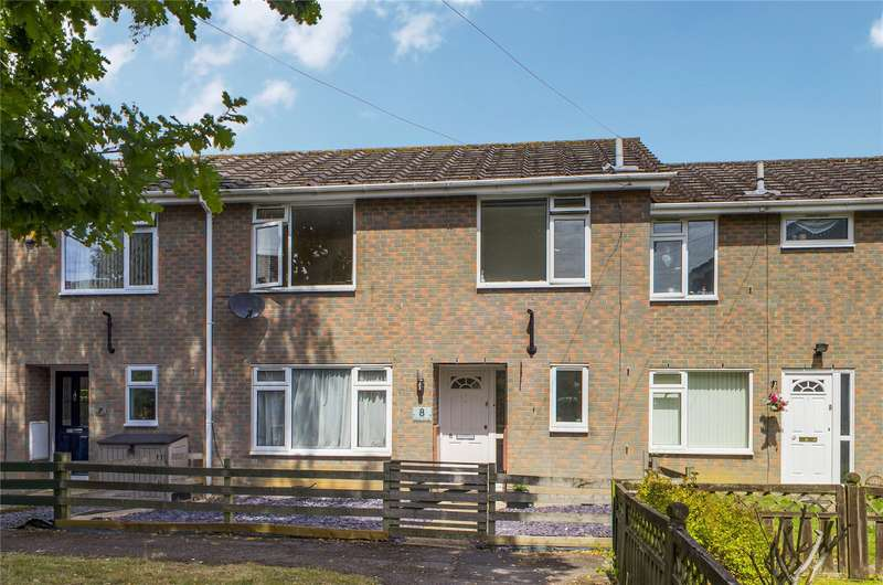 3 Bedrooms Terraced House for sale in Hinton Close, Tadley, Hampshire, RG26