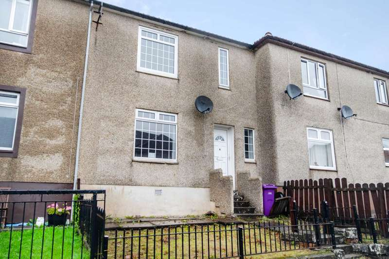 3 Bedrooms Terraced House for sale in McHardy Crescent, Barrmill