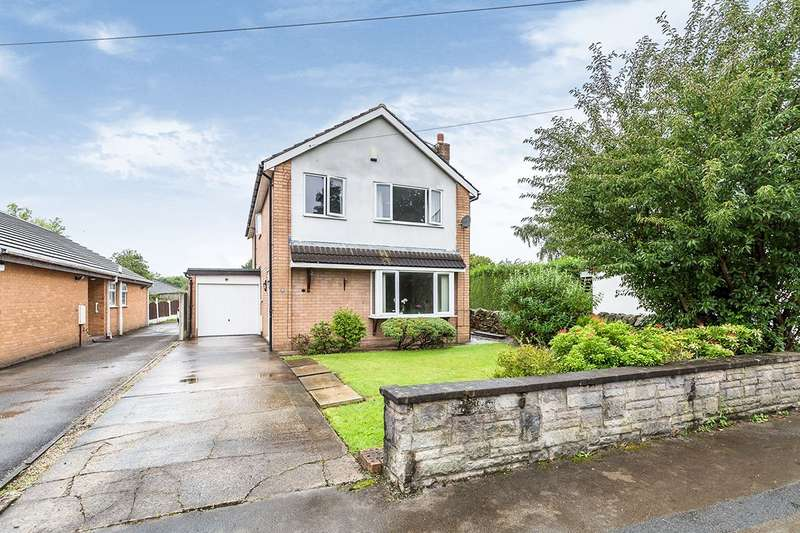 4 Bedrooms Detached House for sale in Todd Lane South, Lostock Hall, Preston, PR5