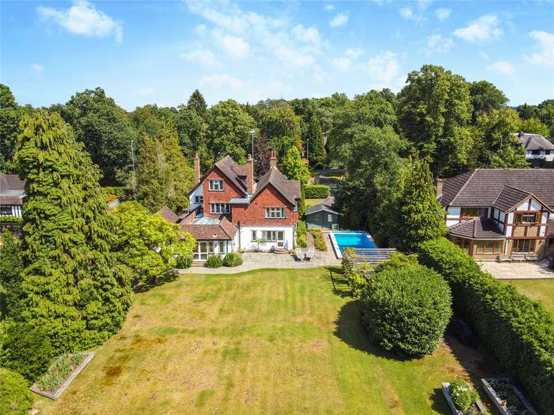 7 Bedrooms Detached House for sale in Ashley Road, Walton-on-Thames, Surrey, KT12