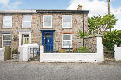 3 Bedrooms Semi Detached House for sale in St. Day, Redruth, Cornwall