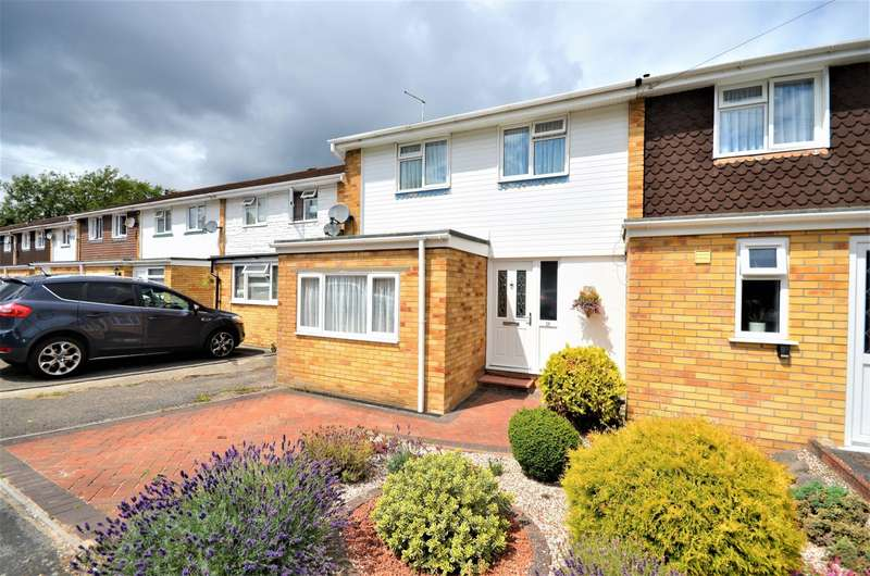 3 Bedrooms House for sale in Epping Close, Southampton, SO18