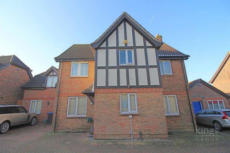 4 Bedrooms Detached House for sale in Mallards Rise, Church Langley