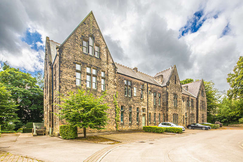 2 Bedrooms Ground Flat for sale in Tapton Mount Close, Broomhill
