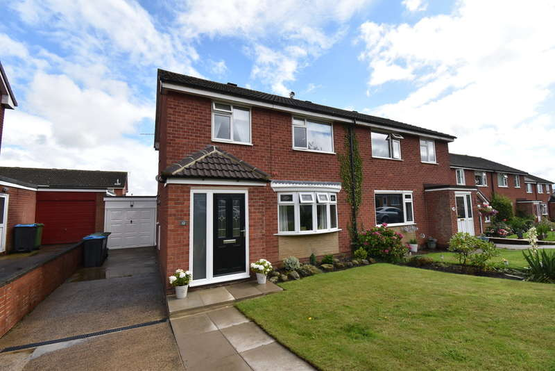 3 Bedrooms Semi Detached House for sale in Cherry Grove, Aiskew, Bedale