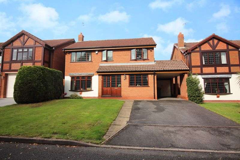 4 Bedrooms Property for sale in KINGSWINFORD, WALL HEATH, Oasthouse Close