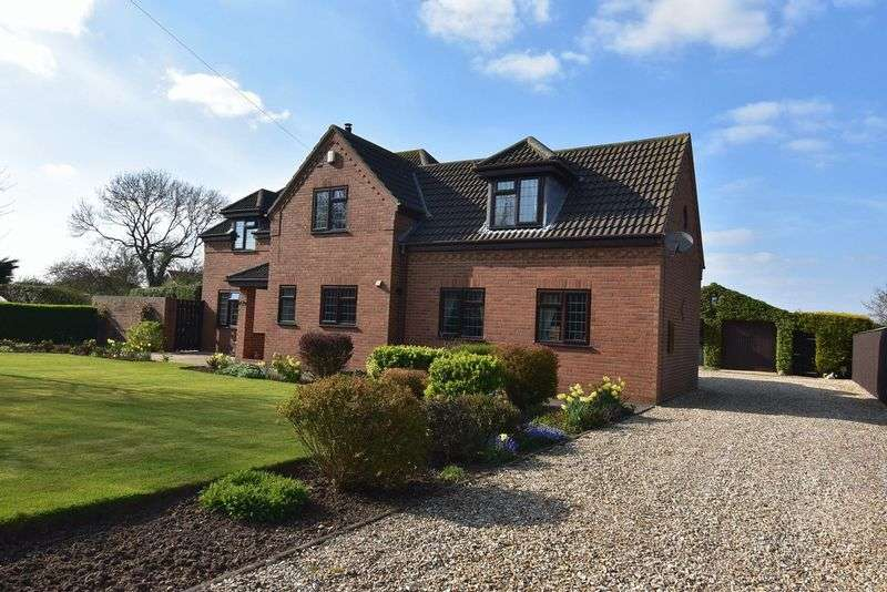 4 Bedrooms Property for sale in MAIN ROAD, SALTFLEETBY