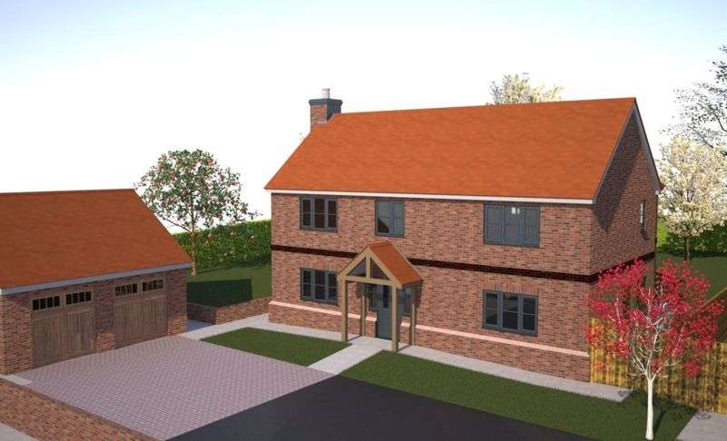 4 Bedrooms Property for sale in The Croft, Allaston Road, Lydney