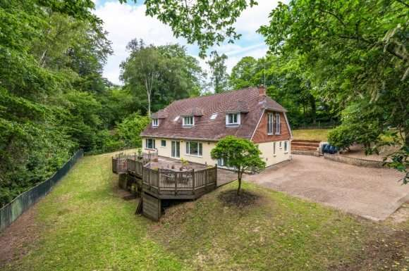 6 Bedrooms Detached House for sale in Ryedown Lane, Southampton, SO51