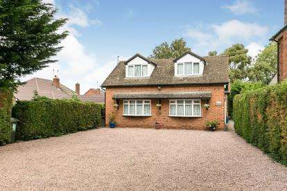 4 Bedrooms Detached House for sale in Chester Road, Little Sutton, Ellesmere Port, Cheshire, CH66
