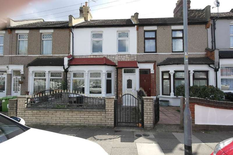 3 Bedrooms Terraced House for rent in Golfe Road, Ilford, Essex, IG1 1SU