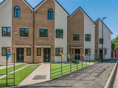3 Bedrooms Town House for sale in Plot 1 Fontana, The Embankment, Scholeys Wharf, Mexborough