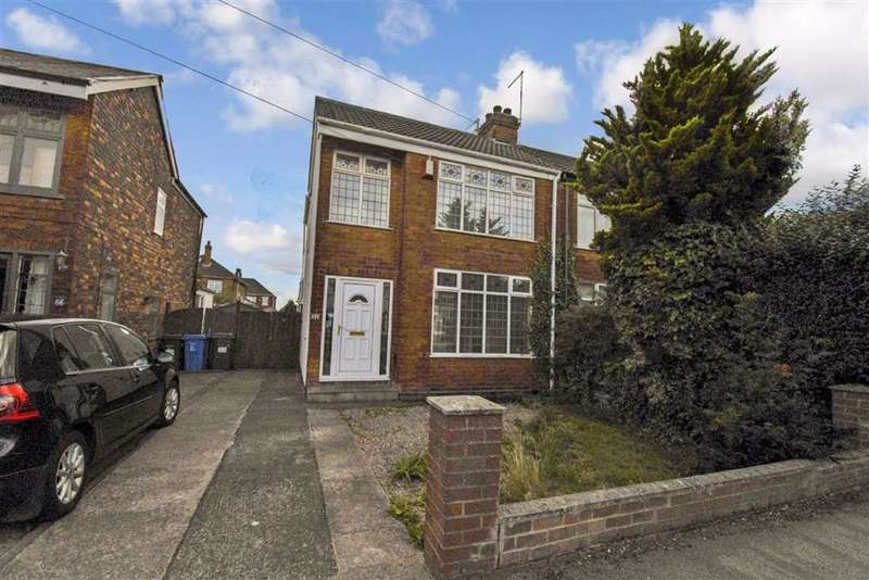 2 Bedrooms Property for sale in Silverdale Road, Beverley High Road, Hull, HU6