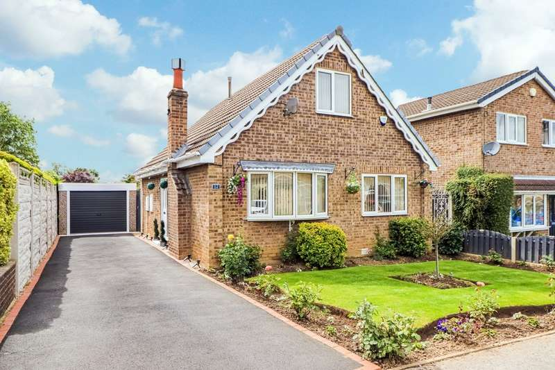 3 Bedrooms Bungalow for sale in Cherry Close, Royston, Barnsley