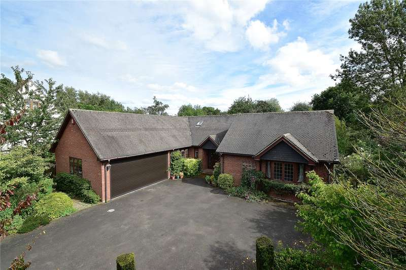 4 Bedrooms Detached House for sale in Lyttelton Road, Droitwich Spa, Worcestershire