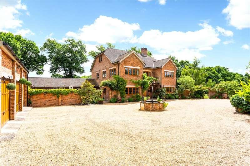 6 Bedrooms Detached House for sale in Oak Lane, Shillinglee, Chiddingfold, Surrey, GU8