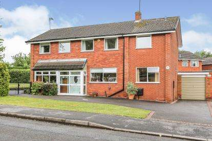 4 Bedrooms Detached House for sale in Sheepy Road, Atherstone, Warwickshire