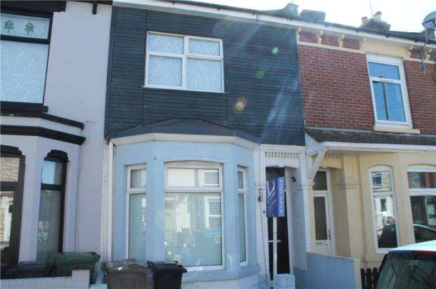 3 Bedrooms Terraced House for sale in Langford Road, Portsmouth, Hampshire