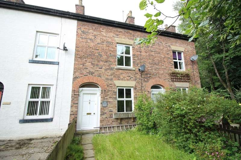3 Bedrooms Terraced House for sale in India Street, Bury, BL9