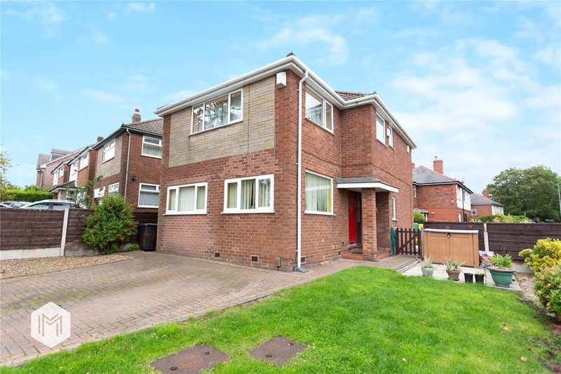 3 Bedrooms Detached House for sale in Simpson Grove, Worsley, Manchester, Greater Manchester, M28