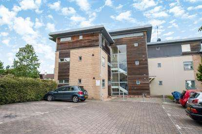 2 Bedrooms Maisonette Flat for sale in Corinne Court, Sotherby Drive, Cheltenham, Gloucestershire
