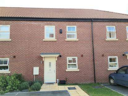 3 Bedrooms House for sale in Spinning Drive, Nottingham, Nottinghamshire