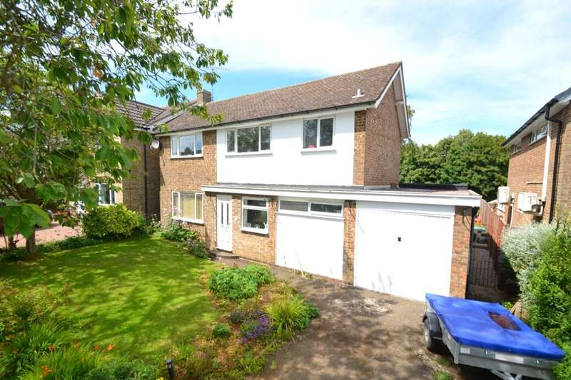 3 Bedrooms Detached House for sale in Grange Road, Little Cransley, Kettering, NN14