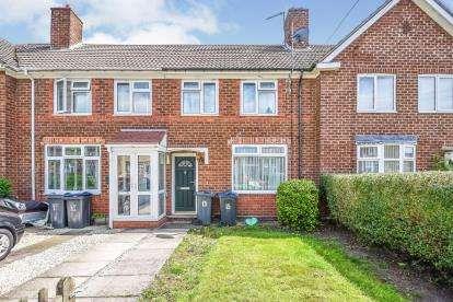 2 Bedrooms Terraced House for sale in Brompton Road, Kingstanding, Birmingham