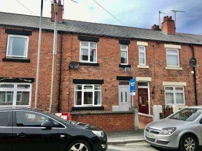 3 Bedrooms Terraced House for sale in Queen Street, Queensferry, Deeside, Flintshire, CH5