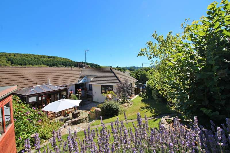 4 Bedrooms Detached Bungalow for sale in Ermington, Ivybridge, South Devon