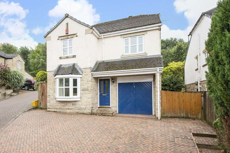 4 Bedrooms Detached House for sale in Swallow Close, Pool in Wharfedale, Otley, LS21
