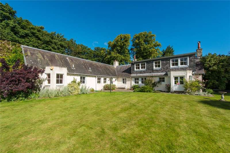 3 Bedrooms Detached House for sale in Woodside Lodge, Gladsmuir, East Lothian, EH33