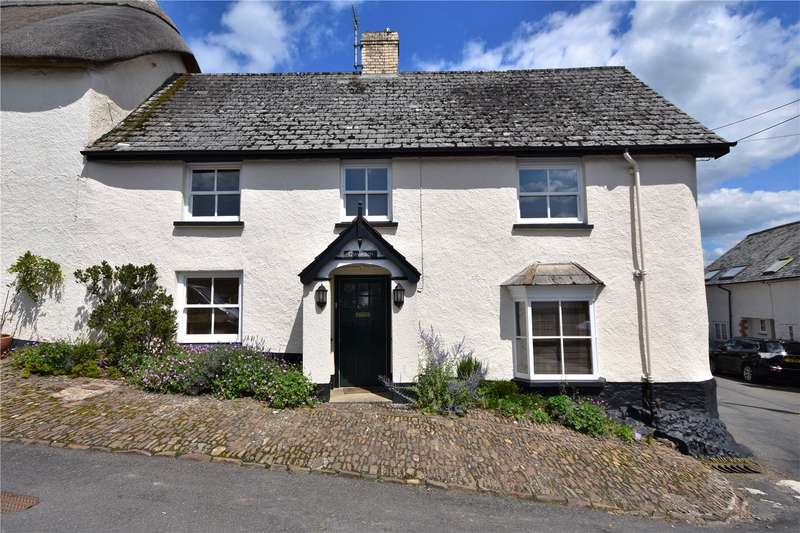 3 Bedrooms Terraced House for sale in The Square, Chittlehampton, Devon, EX37