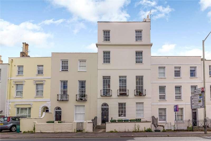 2 Bedrooms Flat for sale in Hewlett Road, Cheltenham, Gloucestershire, GL52