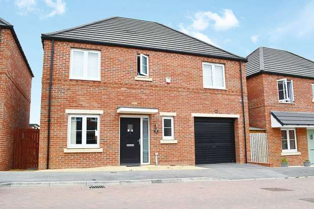 Detached House for sale in Cygnet Drive, Mexborough, West Riding, S64 0FG