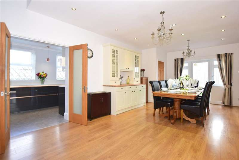 5 Bedrooms Detached House for sale in Easole Street, , Nonington, Canterbury, Kent