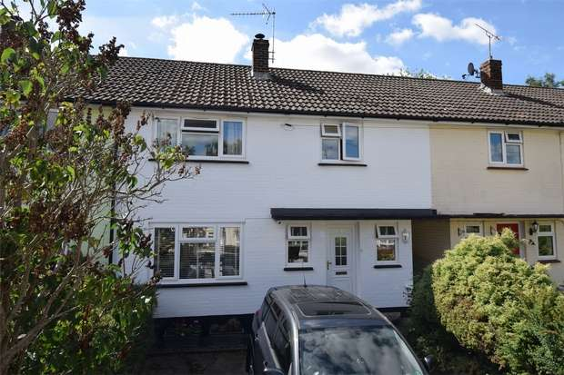 3 Bedrooms Terraced House for sale in Chapmans Road, Sundridge, Sevenoaks, Kent