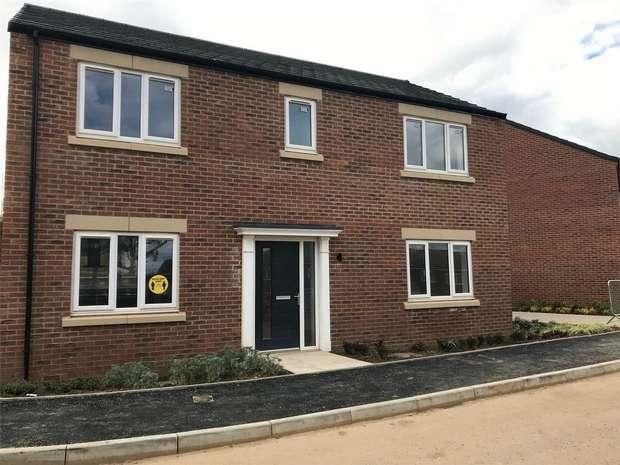 4 Bedrooms Detached House for sale in Plot 67 - The Desmene, Oakfield Gardens, Oakerside, Peterlee, Durham