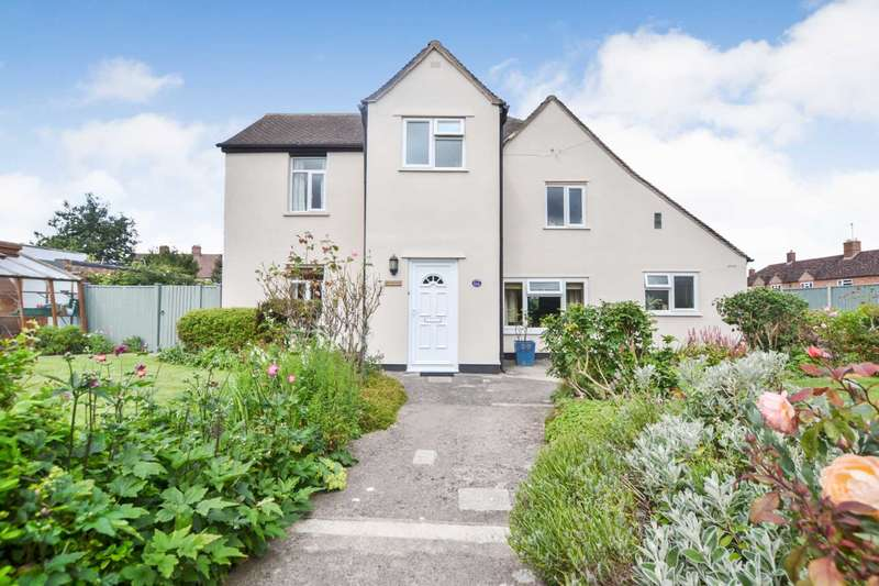 3 Bedrooms Detached House for sale in Bishop`s Cleeve, Cheltenham, Gloucestershire