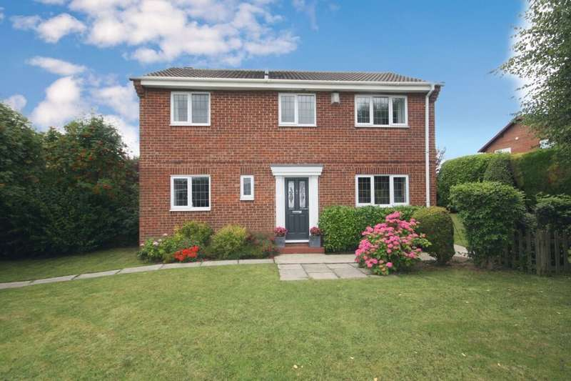 4 Bedrooms Detached House for sale in Bransdale, Guisborough, TS14