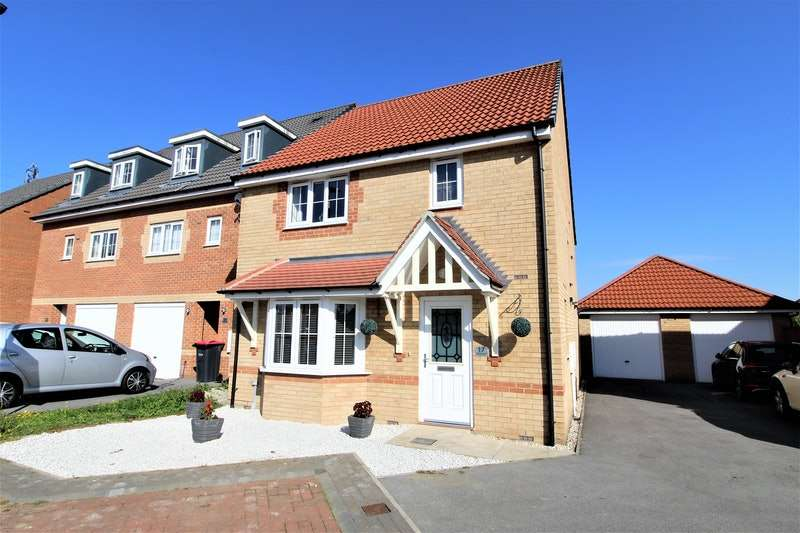 4 Bedrooms Detached House for sale in Witham Way, Brampton Bierlow, Rotherham, South Yorkshire, S63