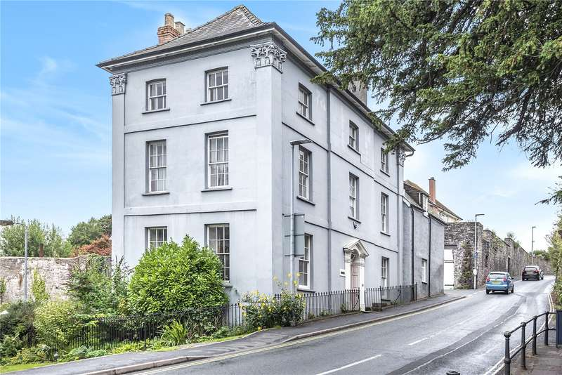 9 Bedrooms Detached House for sale in 9 Priory Hill, Brecon, Powys, LD3 9DH