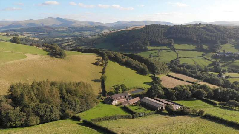 5 Bedrooms Farm Commercial for sale in Soar, Brecon, Powys, LD3 9LT